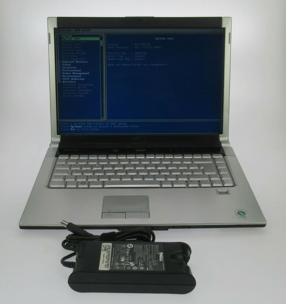 Dell XPS M1530 15.4